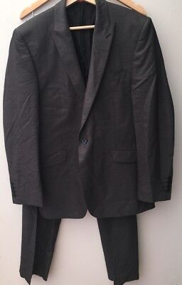 """Suits Chest 40"""" Grey<NH12904"""