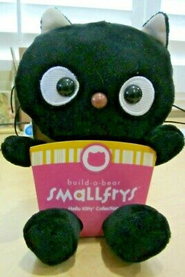 """Hello Kitty Code (Build A Bear Plush Chococat Small Frys Doll 7"""" Hello Kitty Collection with)"""