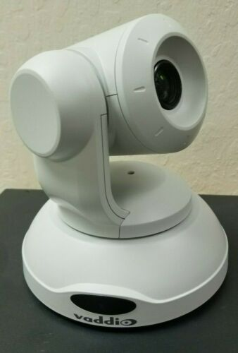 Vaddio ConferenceSHOT 10 USB 3.0 Camera PTZ Pan Tilt Zoom 999-9990-000W