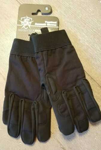 New Urban Survival Gear Tactical Assault Gloves Small Black - FREE SHIPPING
