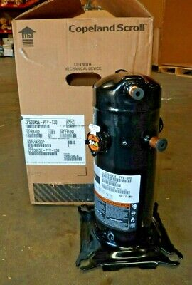 Copeland Scroll Compressor Zps30k5e-pfv-830 208v - 230v 1 Phase 3ma-poe New