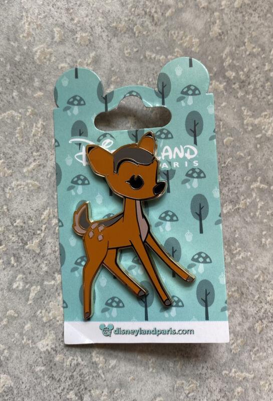 Disney DLRP DLP Disneyland Paris Bambi Pin Forest Friends Innocent Series