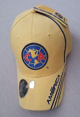 Club America, Cap Hat yellow  ()