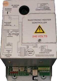 Brivis Electronic Heater Controller Repair Service TEK321 TEK311