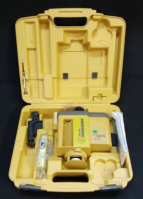 Topcon Rl-60b Rotary Laser Level With Receiver - 01
