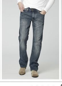 NWT Mens Parasuco Relax Fit Jeans Size 40x34