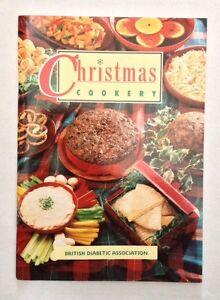 CHRISTMAS COOKERY BOOK - CAROLINE CHURCH -BNIP