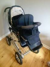 Steelcraft Pram with Add-on Toddler Seat Elizabeth Vale Playford Area Preview