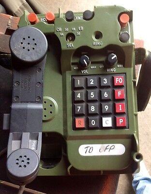 Military Field Phone - TA-1042 A/U