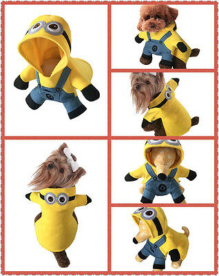 Pet Dog Cat Costume Halloween Pikachu McDonald Bee Police Navy Minion Pirate - Police Dog Costume Halloween