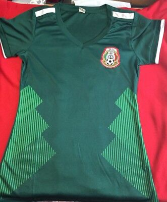 New Seleccion Mexicana  GENERICA Womans Jersey Mexico