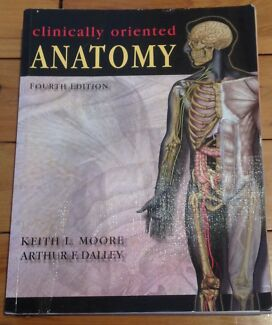 Clinically Oriented Anatomy Fourth Edition - Moore & Dalley Mortdale Hurstville Area Preview