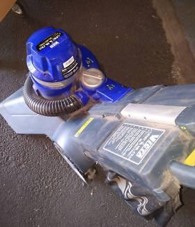 Yard vacuum & blow cleaner