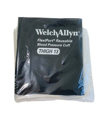 Welch Allyn Flexiport Reusable Blood Pressure Cuff Thigh 13