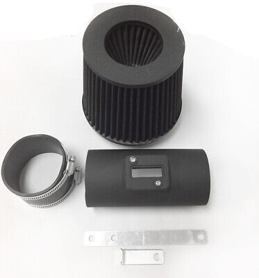 Coated Black For 1PC 2010 Acura TL 3.7L V6 Air Intake System Kit + Filter Acura Coated Intake System