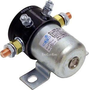 200 amp solenoid parts accessories club car golf carts 48 volt heavy duty 200 amp continuous 800 amp peak solenoid
