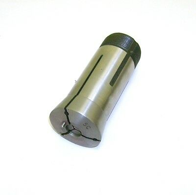 Emergency 5c Collet With Counter Bore And Internal Threads