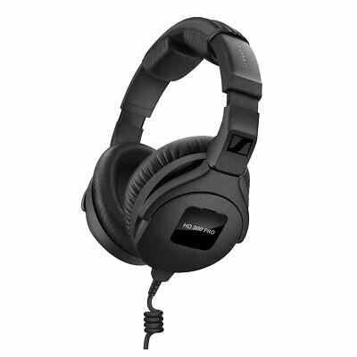 Sennheiser HD 300 PRO Closed-Back Headphones HD300Pro HD300