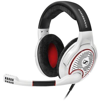 Sennheiser Game One Professional Noise-Cancelling Gaming Headset - White
