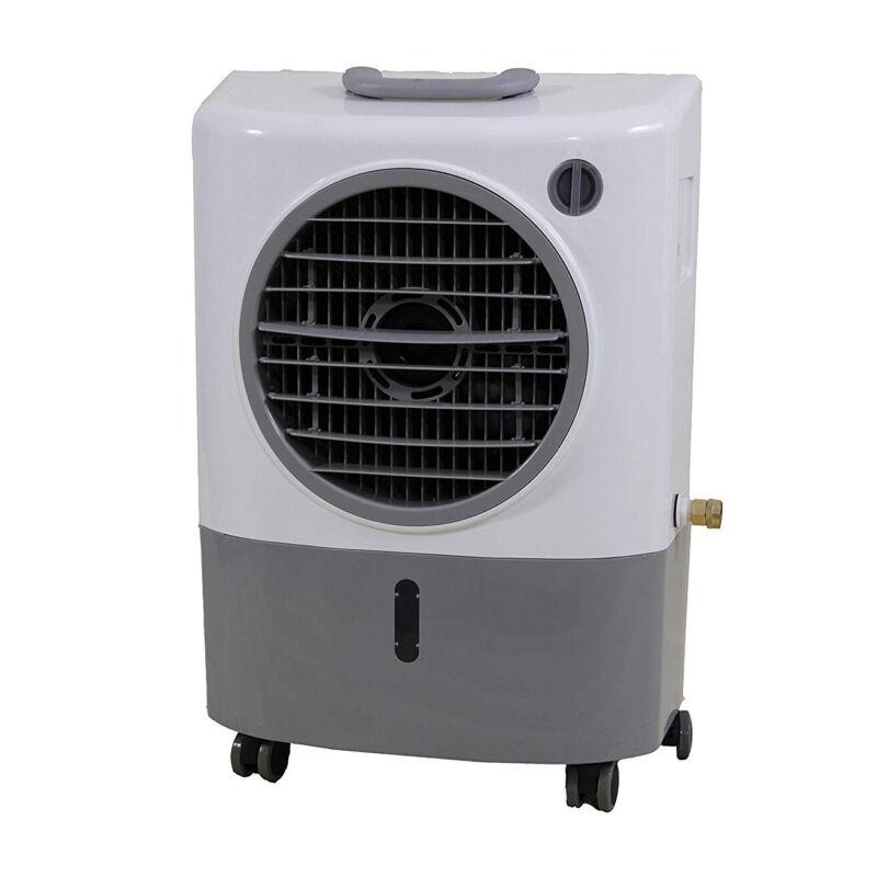 Hessaire Indoor/Outdoor Portable 500 Sq Ft Swamp Air Cooler (Open Box)