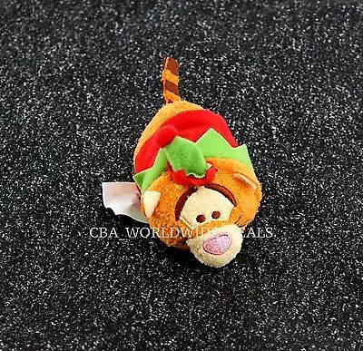 New Disney Store 2016 Christmas Tsum Tsum Advent Calendar Tigger Mini Plush