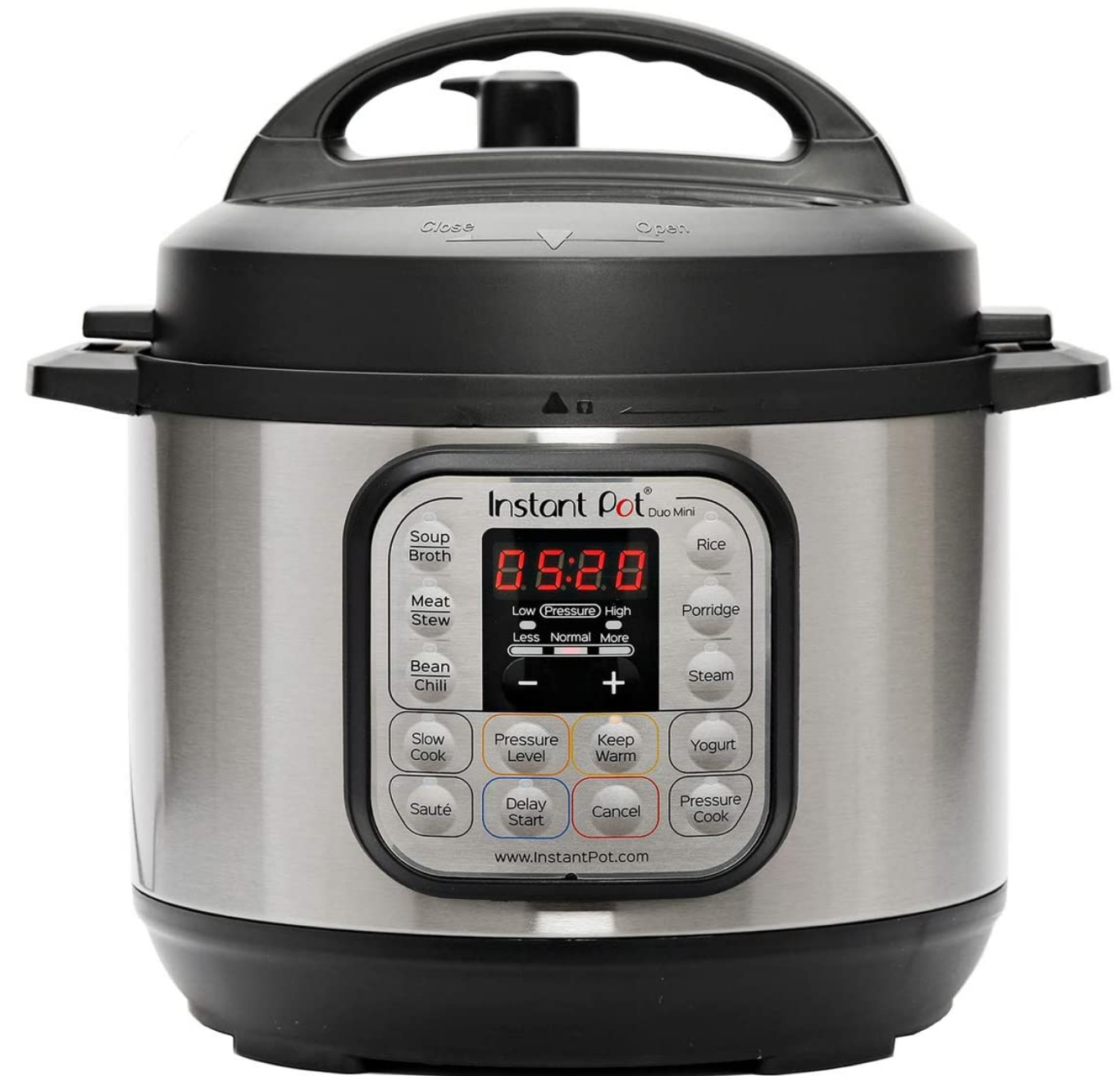 Instant Pot Duo Mini 7-in-1 3qt,11 One-Touch, Electric Press