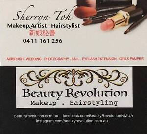 Hair and Makeup by Beauty Revolution 新娘秘書 Canning Vale Canning Area Preview