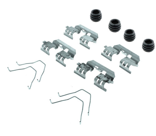 Disc Brake Hardware Kit Rear Centric 117.61041 fits 05-14 Ford Mustang