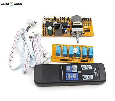 2016 NEW MV02 4 way input Motorized Remote Volume Control Kit -ZJ 29