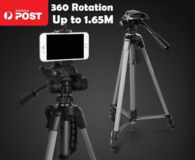Professional Tripod for Digital Camera DSLR Camcorder Sony Nikon