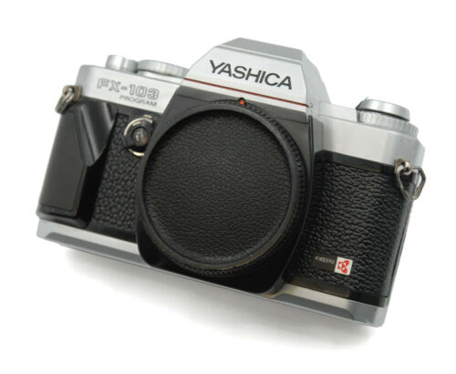 Yashica FX-103 Replacement Cover - Genuine Leather - Moroccan