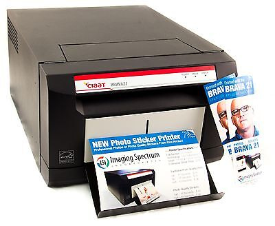 Brava21 Photobooth Printer.  Print photos or stickers in your photo booth.