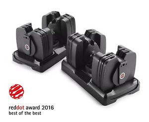 Bowflex 560 Dumbbells! 552's, 1099's & Stand on Sale!