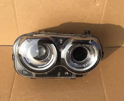 2015 16 2017 18 2019 DODGE CHALLENGER SRT RIGHT HEADLIGHT XENON COMPLETE OEM USE