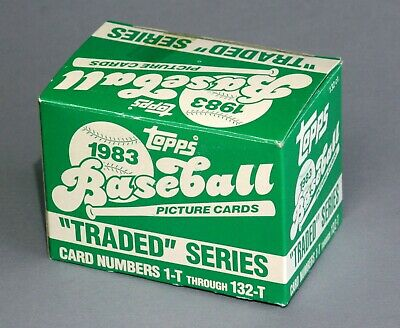 1983 TOPPS TRADED TEAM SETS  U Pick CHOICE LOW PRICES YANKEES ROOKIES STRAWBERRY