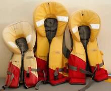 PFD Type 1 Life Jackets - Jnr, Sml/Med, XL, XXL Main Beach Gold Coast City Preview