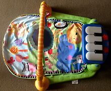 Fisher Price Discover 'n Grow Kick and Play Piano Gym for Baby The Hill Newcastle Area Preview