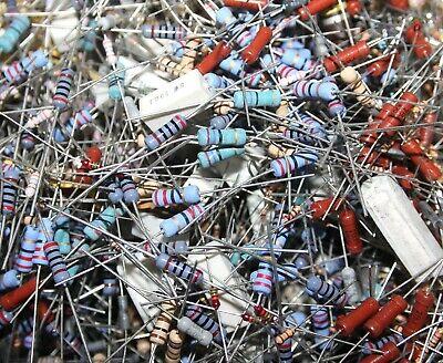 Mixed Resistors Bonanza Bagbox - 0.5lb 1.5lb Or 7lb Boxes