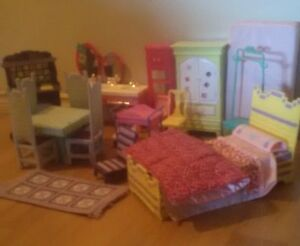 STEP 2 Barbie / Doll House and Furniture Cambridge Kitchener Area image 4