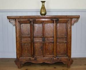 Genuine 18th Century Chinese Sideboard Mount Victoria Blue Mountains Preview