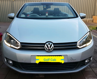 2012 Golf Cabriolet TSI Supercharge Turbo