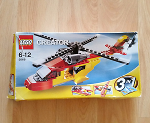 LEGO 5866 ROTOR RESCUE CREATOR 3 IN 1 Carlingford The Hills District Preview