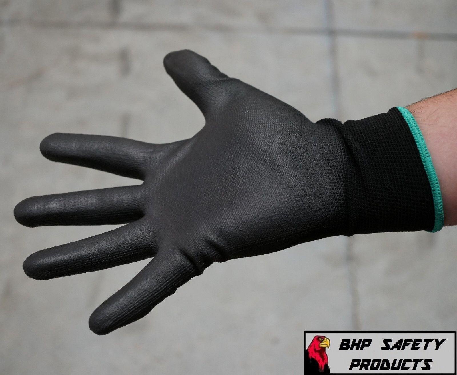 Купить Global Glove PUG17 - GLOBAL GLOVE PU POLYURETHANE COATED WORK GLOVES 12 PAIR PUG17 (S,M, L, AND XL)
