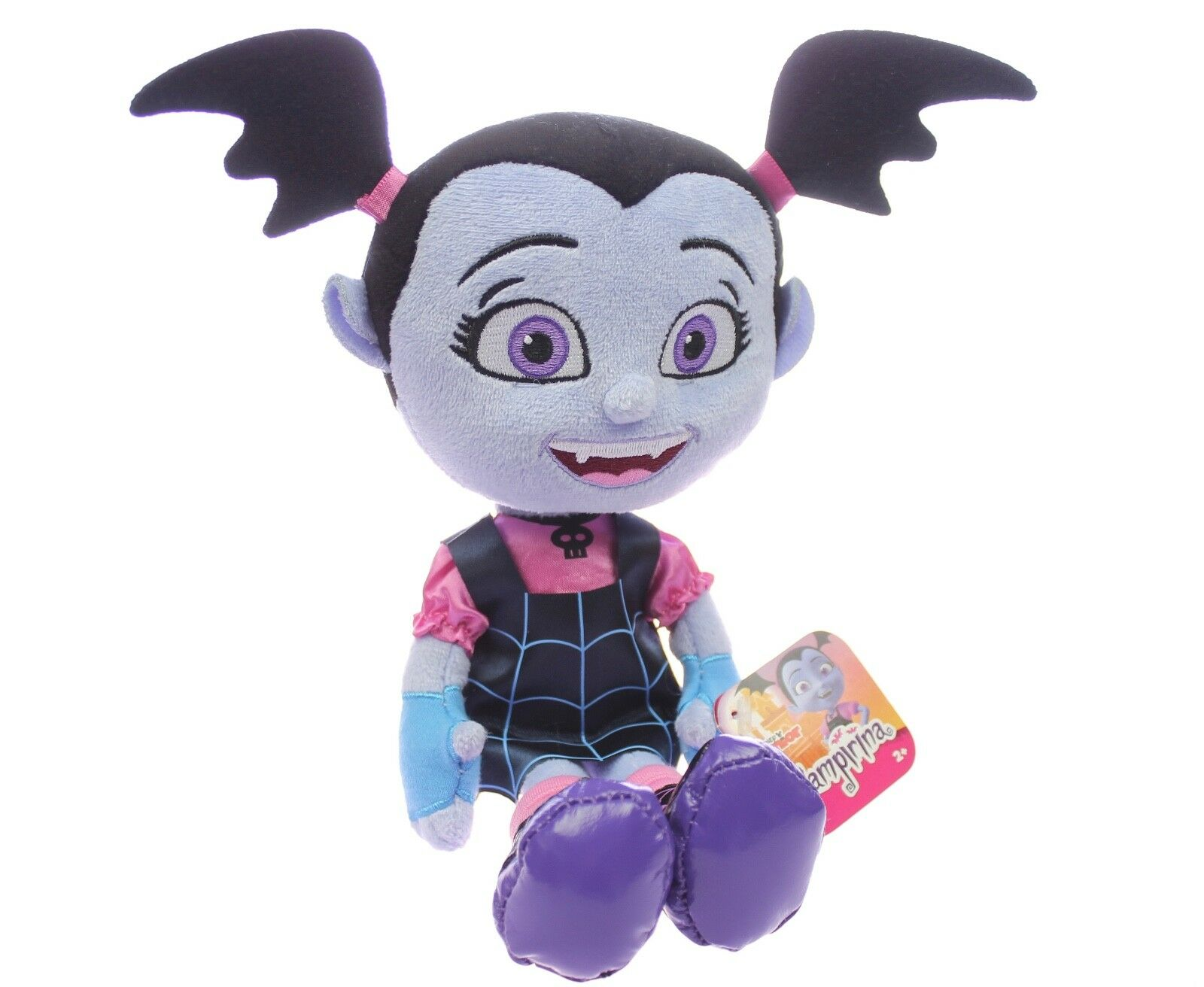 Disney Jr Vampirina 10 Inch Bean Plush 1