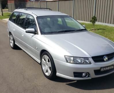 2006 Holden Commodore Wagon Penrith Penrith Area Preview