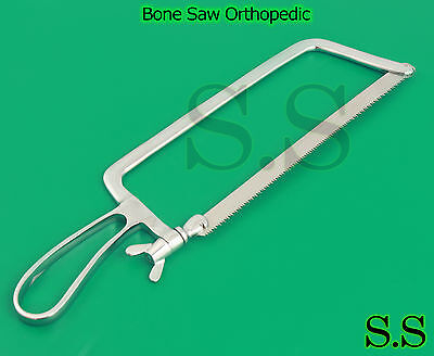 2 Bone Saw 10 Saw Orthopedic Surgical Medical Instrumen