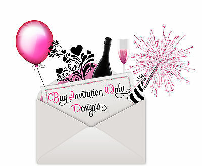 Buy Invitation Only Designs