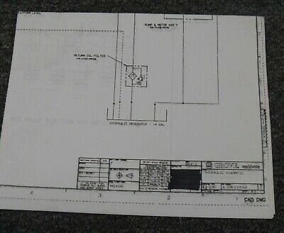 Grove Amz50e Manlift Boom Lift Hydraulic Schematic Electrical Wiring Diagram
