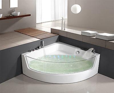 Vasca idromassaggio di design vasca da bagno Jacuzzi whirlwanne PISCINA lxw1531