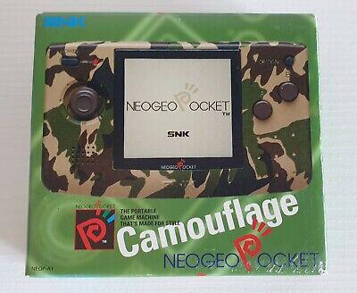 Neo Geo Pocket Camouflage